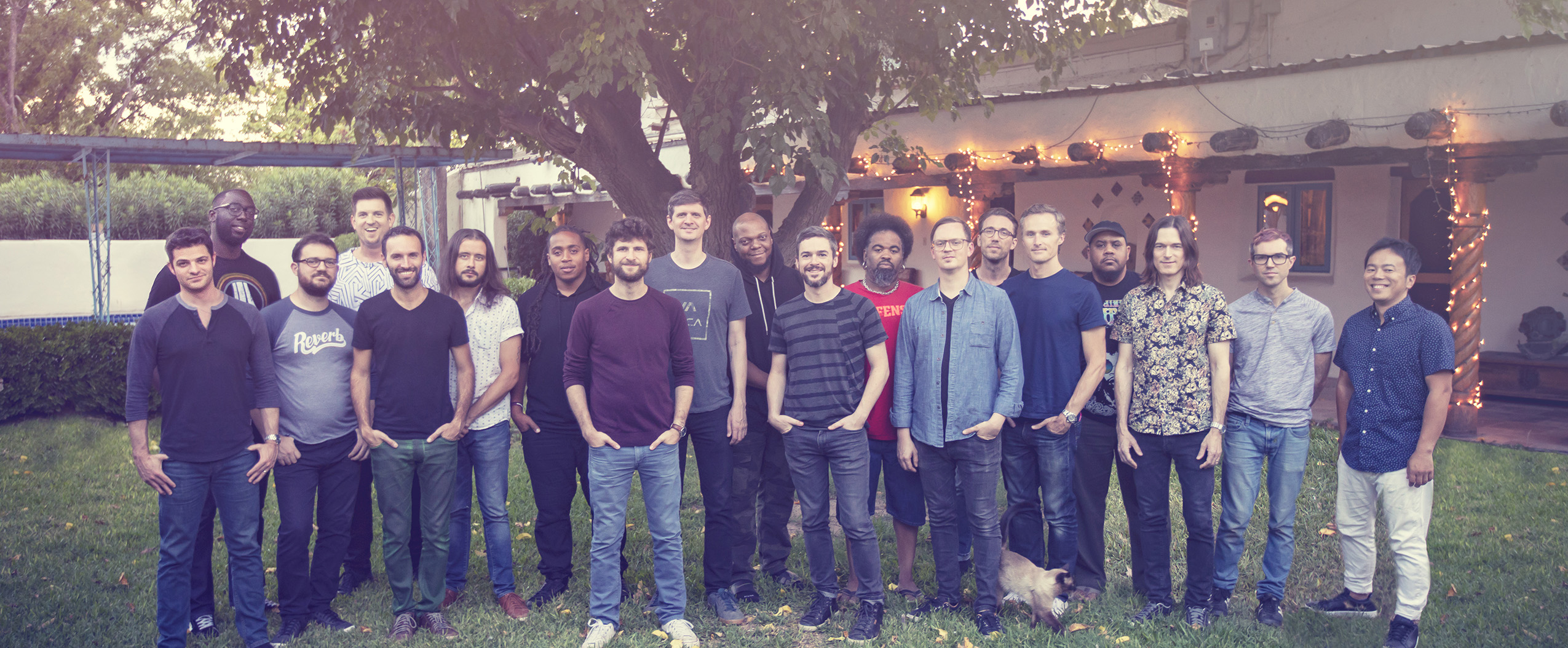 Photo of Snarky Puppy